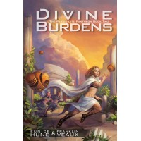 Divine Burdens 12x18 Poster
